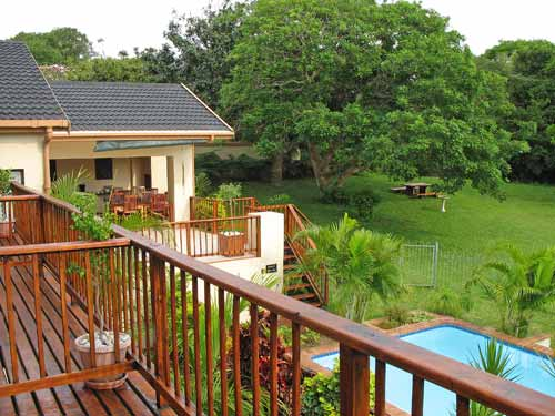 Guesthouse in St Lucia
